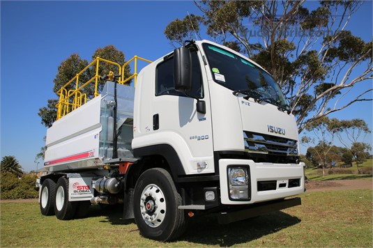 2020 Isuzu FVZ 260-300 AUTO MWB North East Isuzu - Trucks for Sale