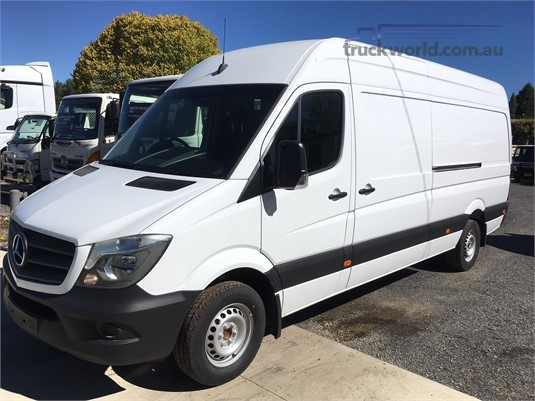 2017 Mercedes Benz Sprinter 319 Cdi Lwb - Light Commercial for Sale