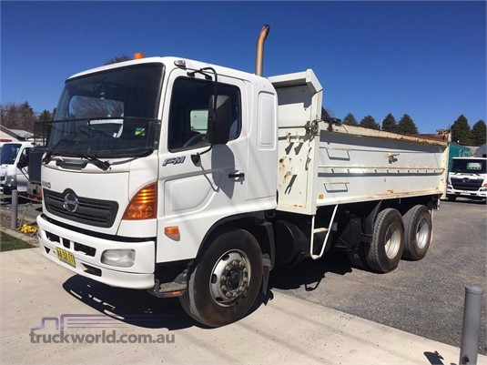 2004 Hino 500 Series 2632 FM West Orange Motors - Trucks for Sale