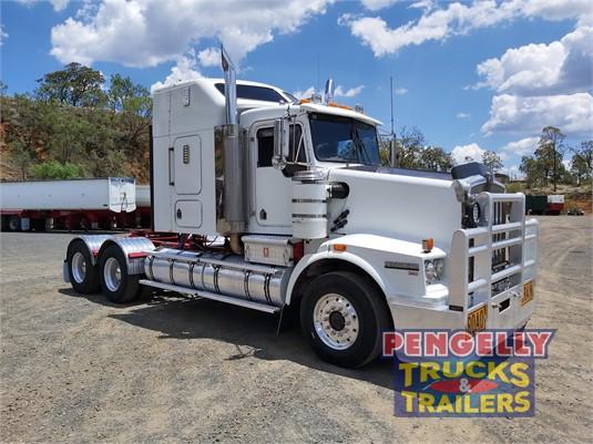 2002 Kenworth T650 Pengelly Truck & Trailer Sales & Service - Trucks for Sale