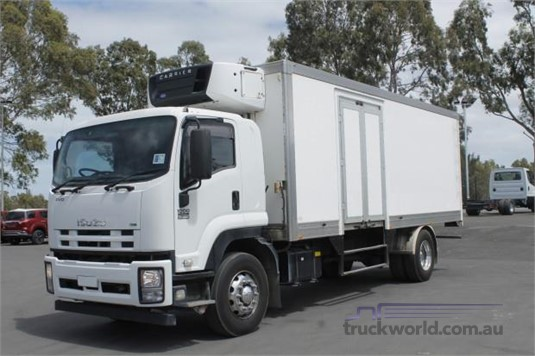 2014 Isuzu FRR North East Isuzu - Trucks for Sale