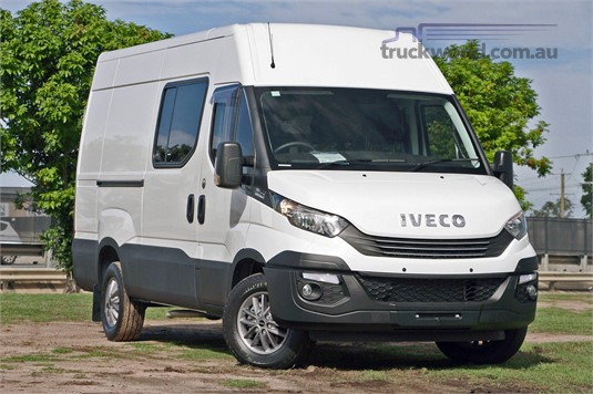 2018 Iveco Daily 35S13 12m3 - Light Commercial for Sale