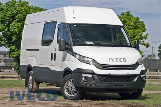 2018 Iveco Daily 35S13 12m3 Iveco Trucks Sales - Light Commercial for Sale