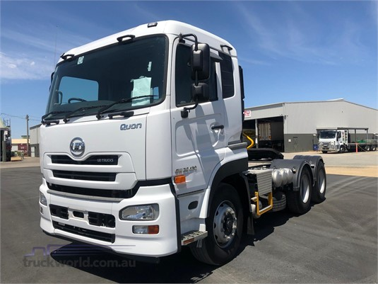 2017 UD other North East Isuzu - Trucks for Sale