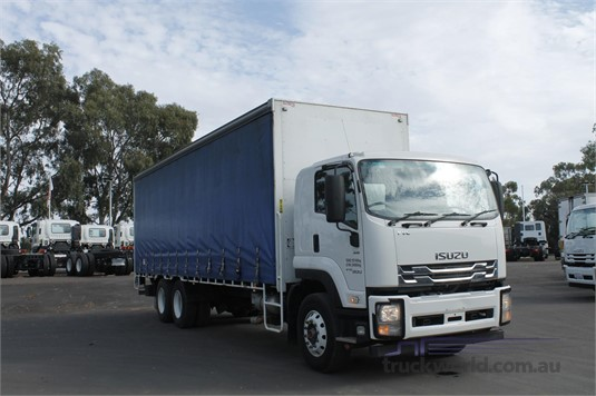 2016 Isuzu FVZ - Trucks for Sale