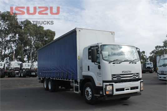 2016 Isuzu FVZ Used Isuzu Trucks  - Trucks for Sale