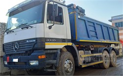 MERCEDES-BENZ ACTROS 3335  used