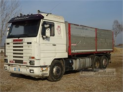 SCANIA R143H420  used