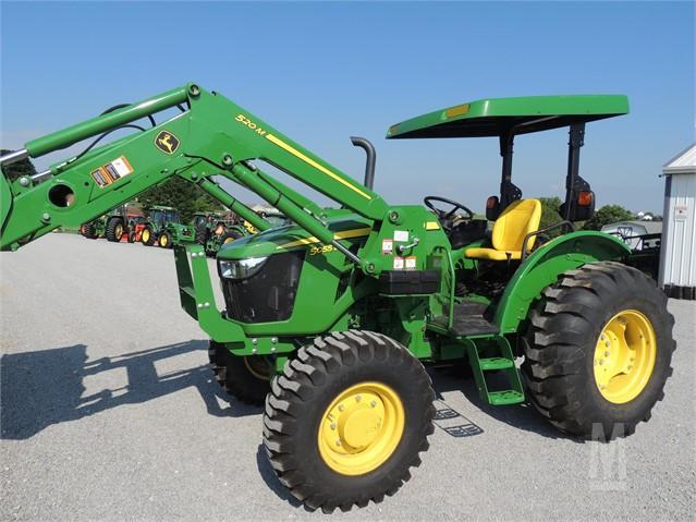 2017 JOHN DEERE 5055E For Sale In Winesburg, Ohio