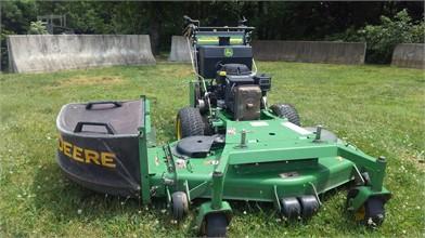 JOHN DEERE Walk-Behind Lawn Mowers For Sale - 124 Listings