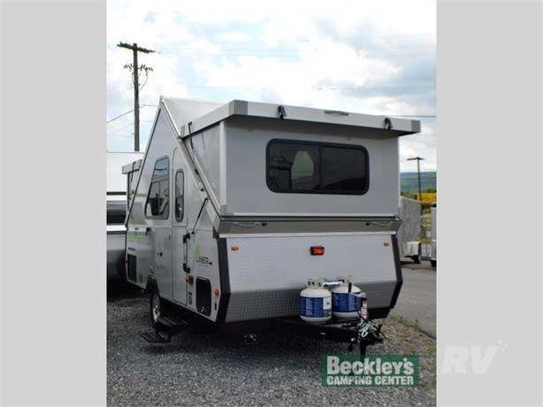 ALINER EXPEDITION Hard-Sided Pop-Up Trailers For Sale - 5
