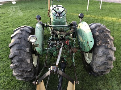 1963 oliver 550 at tractorhouse com