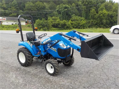Tractors For Sale In Taylorsville, North Carolina - 354