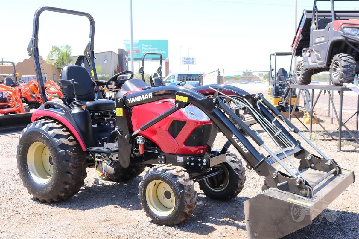 2019 YANMAR 424 For Sale In Phoenix, Arizona