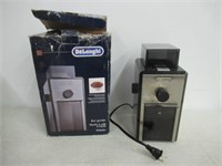 """Used"" DeLonghi Burr Grinder"