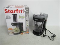 """Used"" Starfrit Electric Spiralizer"