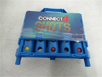 Connect4 Shots Game