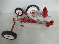 """As Is"" Radio Flyer Ready To Ride Tricyle - Red"