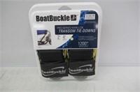 BoatBuckle Pro Series Kwik-Lok Transom Tie-Down,