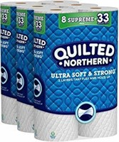 Quilted Northern Ultra Soft & Strong Toilet Paper,