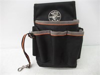 """""""As Is"""" Tradesman Pro Tool Pouch, 6-Pocket Klein"""