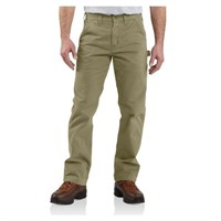 Carhartt Men's 34 x 30 Washed Twill Dungaree