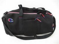 Champion Attribute Black Duffle Bag