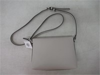 Collection Xiix Core S19 Top Zip Crossbody Grey
