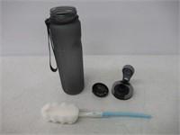 BADALink Sports Water Bottle 1L/36oz Tritan