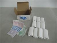 10-Pk Deodorant Containers, White - 0.5 Oz (15 ml)