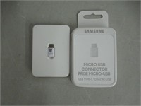 SAMSUNG MICRO-USB F TO USB C M ADAPTER