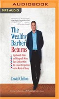 Audiobook, The Wealthy Barber Returns by David