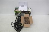 Feit Electric 72041 30' 10-Socket, 15 Bulbs,