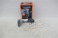 """Used"" Conair Super Steam Hand Held Fabric Steamer"