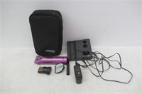 """Used"" Wahl 59156 Purple Arco with Paw Print Lid"