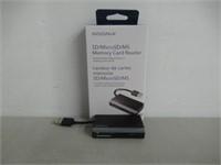 INSIGNIA USB2.0 CARD READER NS-DCR20C3-C