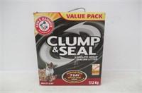 ARM & HAMMER Clump & Seal Cat Litter, Multi-Cat,