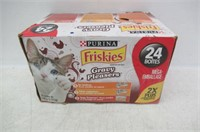 "Purina Friskies Gravy Pleasures""¢ 24-156g Variety"