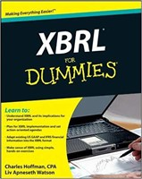XBRL For Dummies 1st Edition