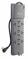 Belkin BE112230-08 12-Outlet Power Strip Surge
