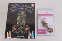 Adult Coloring Book & Calexotics Kegel Balls,