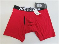 Joe Boxer Men's Small Junk Drawer Solid Fitted