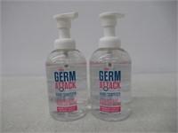 (2) Germ Attack Hand Sanitizer