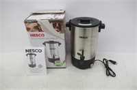 """""""Used"""" Nesco 25 Cup Stainless Steel Coffee Urn"""