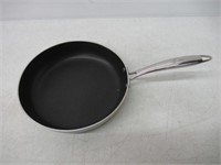 """As Is"" Lagostina Ambiente 10"" Non Stick Skillet"