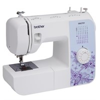 Brother Sewing Machine, XM2701, Lightweight Sewing