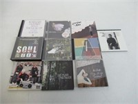 (10) Lot of Various CD's