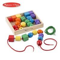 Melissa&Doug Primary Lacing Beads