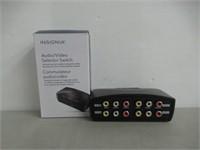 Insignia NS-VS314-C 3-Port A/V Switch