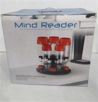 Mind Reader Soda Maker Bottle Carousel Dryer